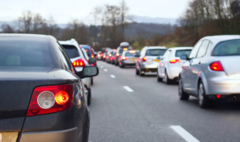 senior drivers in traffic