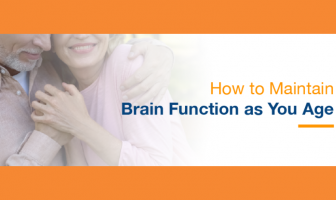 How to Maintain Brain Function as You Age