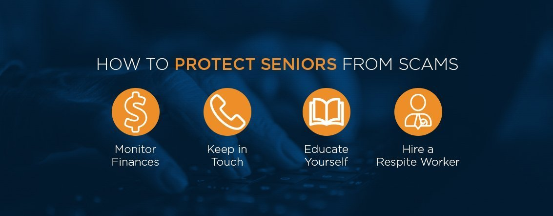 How to Protect Seniors From Scams